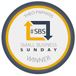 Theo Pathitis Small Business Sunday Award Winner